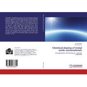 Chemical doping of metal oxide nanomaterials