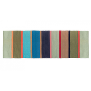 REMEMBER Costa Indoor Rectangle Cotton, Wool Multicolour