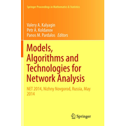 Models, Algorithms and Technologies for Network Analysis - NET 2014, Nizhny Novgorod, Russia, May 2014