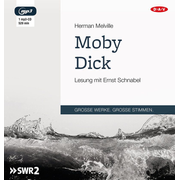 Moby Dick (1 mp3-CD)