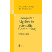Computer Algebra in Scientific Computing - CASC 2000