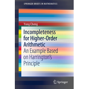 Incompleteness for Higher-Order Arithmetic - An Example Based on Harrington's Principle