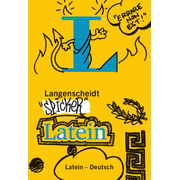 Langenscheidt Spicker Latein - Latein-Deutsch