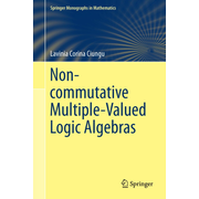 Non-commutative Multiple-Valued Logic Algebras