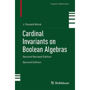 Cardinal Invariants on Boolean Algebras - Second Revised Edition