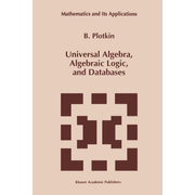 Universal Algebra, Algebraic Logic, and Databases