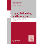 Logic, Rationality, and Interaction - 7th International Workshop, LORI 2019, Chongqing, China, October 18–21, 2019, Proceedings