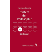Die Person - System der Philosophie, Band IV