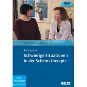 Schwierige Situationen in der Schematherapie - Beltz Video-Learning, 2 DVDs, Laufzeit: 195 Min.
