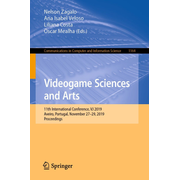 Videogame Sciences and Arts - 11th International Conference, VJ 2019, Aveiro, Portugal, November 27–29, 2019, Proceedings
