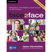 face2face (2nd edition) - Testmaker CD-ROM and Audio-CD