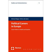 Political Careers in Europe - Career Patterns in Multi-Level Systems