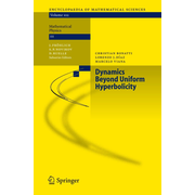 Dynamics Beyond Uniform Hyperbolicity - A Global Geometric and Probabilistic Perspective