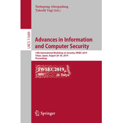 Advances in Information and Computer Security - 14th International Workshop on Security, IWSEC 2019, Tokyo, Japan, August 28–30, 2019, Proceedings