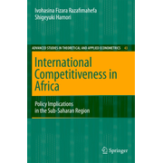 International Competitiveness in Africa - Policy Implications in the Sub-Saharan Region