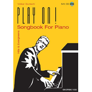 Play On! - Songbook for Piano - Hits & Evergreens. Mit CD