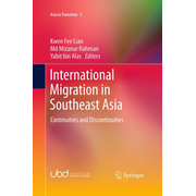 International Migration in Southeast Asia - Continuities and Discontinuities