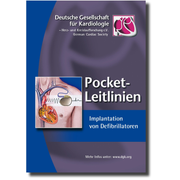 Implantation von Defibrillatoren