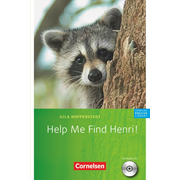 Cornelsen English Library - Fiction / 4./5. Schuljahr, Stufe 1 - Help Me Find Henri! - Textheft mit CD