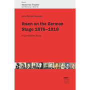 Ibsen on the German Stage 1876–1918 - A Quantitative Study