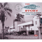 Dore Story: Postcards from Los Angeles 1958-1964