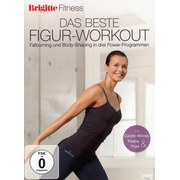WVG Brigitte - das beste Figur-Workout - Fatburning und Body-Shaping in drei Power-Programmen DVD