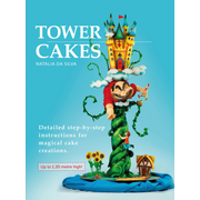 TOWERCAKES - Detailed step-by-step instructions for magical cake creations.