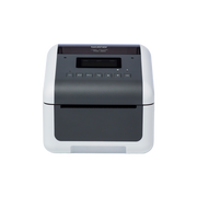 Brother TD-4550DNWB, Direct thermal, 300 x 300 DPI, 152 mm/sec, Wired & Wireless, Grey, White