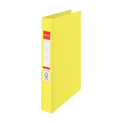 Esselte 626495, A4, Storage, Yellow, 25 mm