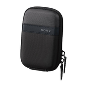 Sony LCS-TWP, Compact case, Sony, Cyber-shot W/T, Black