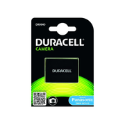 Duracell Camera Battery - replaces Panasonic DMW-BCG10 Battery, 890 mAh, 3.7 V, Lithium-Ion (Li-Ion), 1 pc(s)