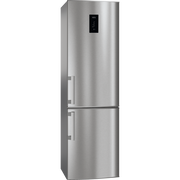 AEG RCB63836TX, 349 L, ST-T, 4 kg/24h, A+++, Fresh zone compartment, Stainless steel