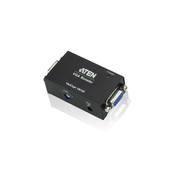 Aten VB100, 1920 x 1200 pixels, 70 m, Wired, Black