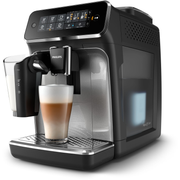 Philips EP3246/70, Espresso machine, 1.8 L, Coffee beans, Built-in grinder, Black, Silver