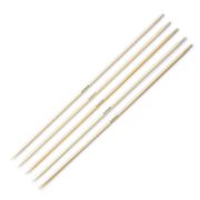 Prym 12212120, Double pointed knitting needle, Wood, Bamboo, 20 cm, 3 mm, 5 pc(s)