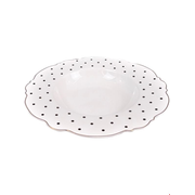 HOFF Interieur 3545, Soup plate, Round, Black, White
