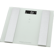 ProfiCare PC-PW3007FA, Electronic personal scale, 180 kg, 100 g, kg,lb,st, Square, White