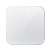 Xiaomi Mi Smart Scale 2, Electronic personal scale, 150 kg, 50 g, kg, lb, Rectangle, White