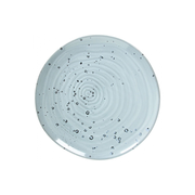Tognana Porcellane VU000265573, Dinner plate, Round, Porcelain, Blue, 25.7 cm, 20 mm