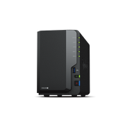 Synology DiskStation DS220+, NAS, Compact, Intel® Celeron®, J4025, Black