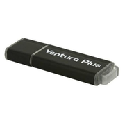 Mushkin Ventura Plus 32GB, 32 GB, USB Type-A, 3.2 Gen 1 (3.1 Gen 1), 200 MB/s, Cap, Black