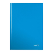 Leitz WOW A4, A4, Blue, 80 sheets, 215 mm, 14 mm, 302 mm