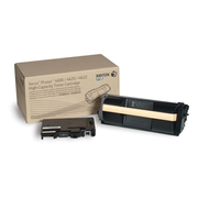Xerox Genuine Phaser 4600 / 4620 / 4622 Toner Cartridge (30,000 pages) - 106R01535, 30000 pages, Black, 1 pc(s)