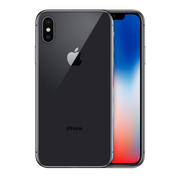 Apple iPhone X, 14,7 cm (5.8 Zoll), 2436 x 1125 Pixel, 64 GB, 12 MP, iOS 11, Grau