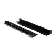 "Roger 331957, Rack rail, Black, 50 kg, 19"", Roger S720, 600 mm"