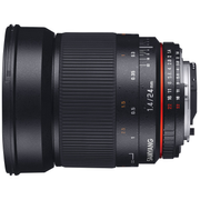 Samyang 24mm F1.4 ED AS IF UMC, Wide lens, 13/12