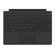 Microsoft RH7-00006, QWERTZ, German, Microsoft, Microsoft Surface Pro 3/4, Black, Wired