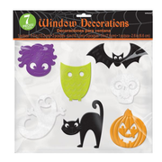 Amscan 220087-55, Halloween, Plastic, Multicolour, 66 mm, 132 mm, 7 pc(s)