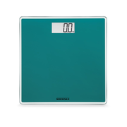 Soehnle Style Sense Compact 200, Electronic personal scale, 180 kg, 100 g, kg,lb,st, Rectangle, Green