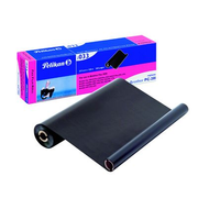 Pelikan 1 TTR Refill, 420 pages, Black, Brother Fax 1010 E, 1010 Plus, 1020 E, 1030 E, 217 mm, 70 x 232 x 51 mm, 358 g